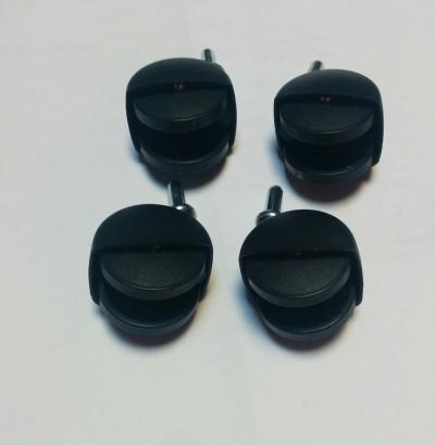 Wheels for Material Box Ceramics 4 pcs