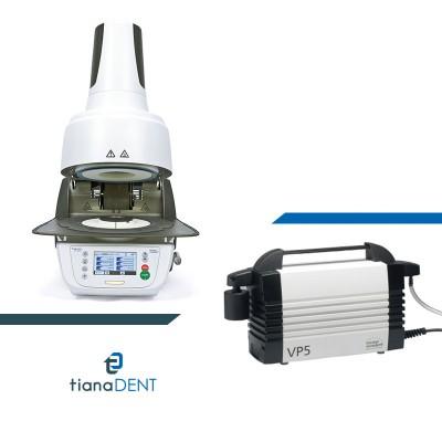 Programat EP3010 + Pompa de vacuum VP5